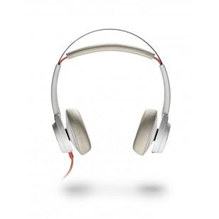 Plantronics Blackwire C7225 USB-C Headset weiss