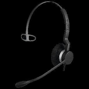 Jabra BIZ 2300 Mono Wideband Headset Vorne