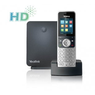 Yealink DECT W53P Basis + Mobilteil