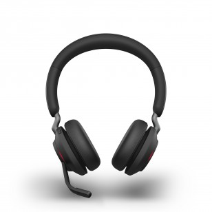 Jabra Evolve2 65 MS Stereo BT USB-A Headset black