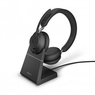 Jabra Evolve2 65 MS Stereo BT USB-A Headset inkl.