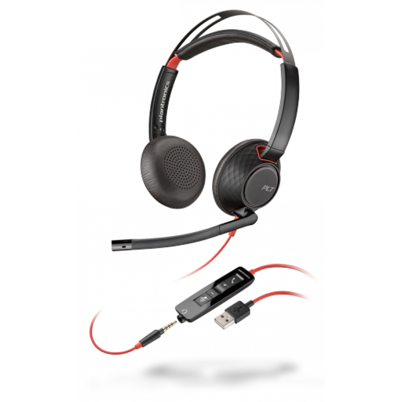 Plantronics Blackwire C5220 USB Headset