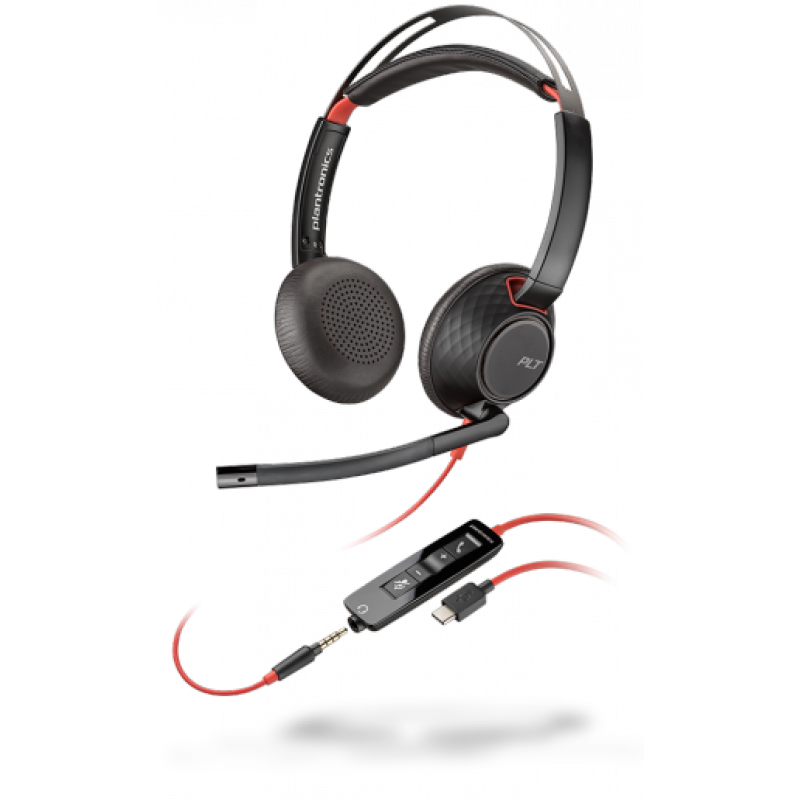 Plantronics Blackwire C5220-C USB Headset