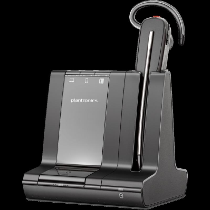 Plantronics Savi W8240-M Office DECT Headset