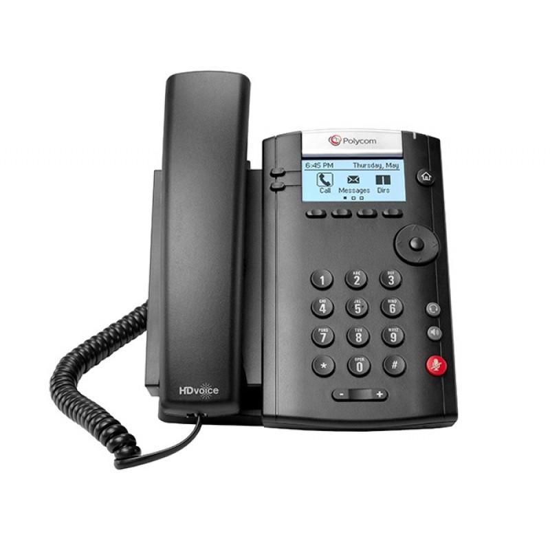 Polycom VVX 201 MS IP Telefon