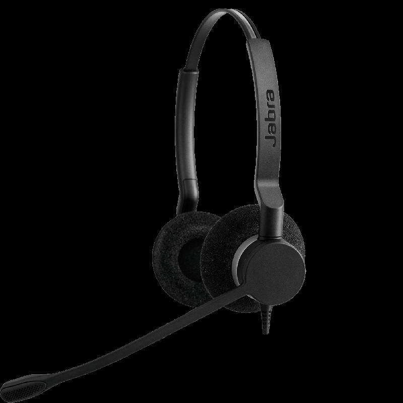 Jabra BIZ 2300 Duo Wideband Headset seite