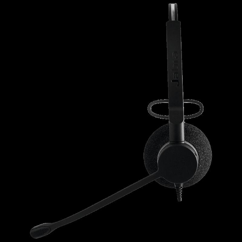 Jabra BIZ 2300 MS USB-C Mono Headset Seite