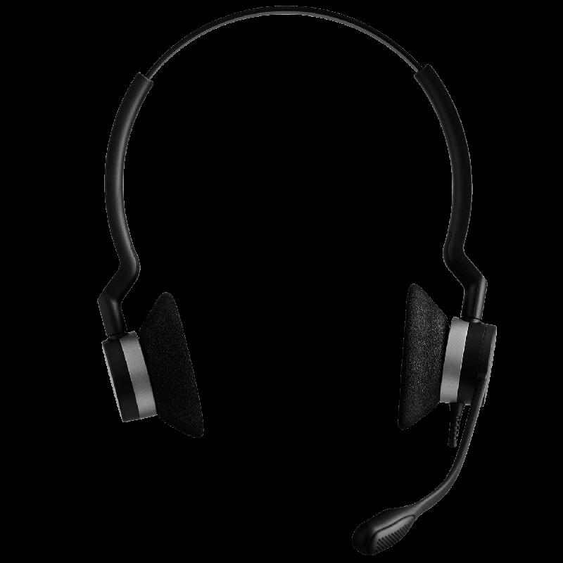 Jabra BIZ 2300 USB-C Duo UC Headset Vorne