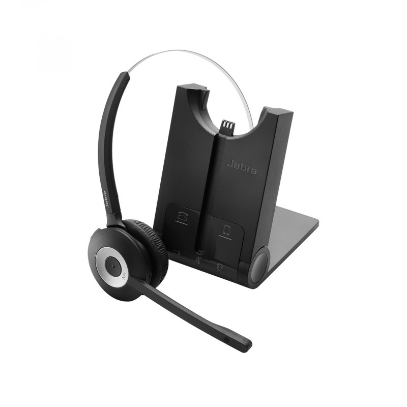 Jabra PRO 930 DUO USB MS Headset 1