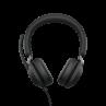 Jabra Evolve2 40 UC Stereo USB-A Headset schwarz