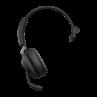Jabra Evolve2 65 UC Mono BT USB-A Headset schwarz